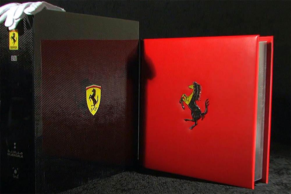 Official Ferrari Opus