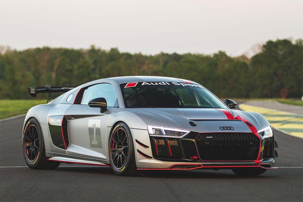 Audi R8 LMS GT4 Rennwagen kaufen