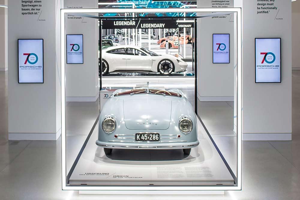 Porsche 356 Nr. 1