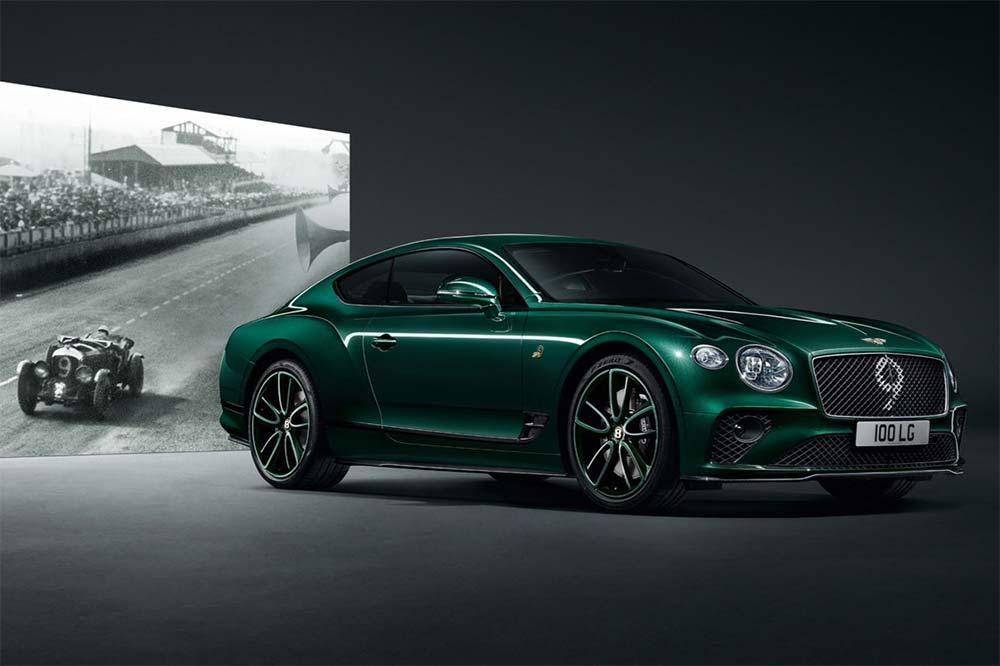 #9 Edition by Mulliner