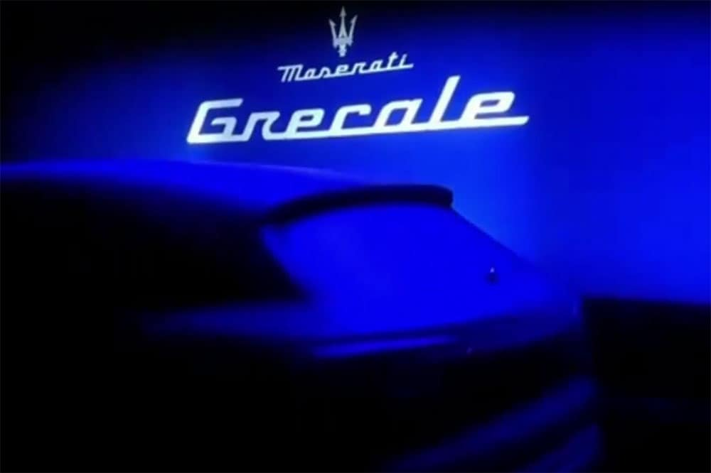 Maserati Grecale SUV